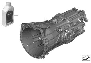 Schaltgetriebe GS6-45BZ