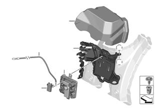 Module d'alimentation intégré