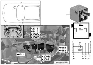 Przekaźnik DDE K2003a