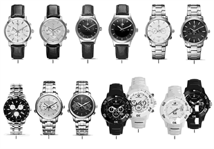 BMW Collection Watches 13/14