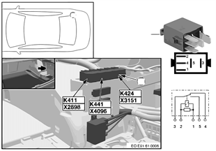 Реле крепления для оружия K424