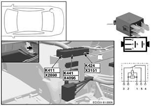 繼電器 槍架 K424