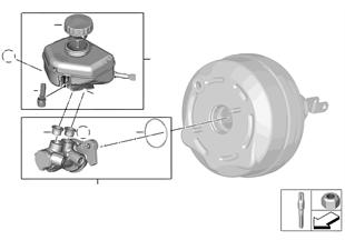 Maitre-cylindre de frein