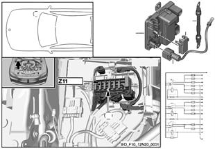Integrovaný napájecí modul Z11