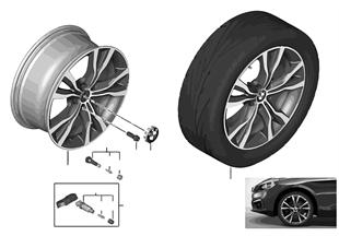 """BMW LM Rad Y-Speiche 484 — 18"""""""