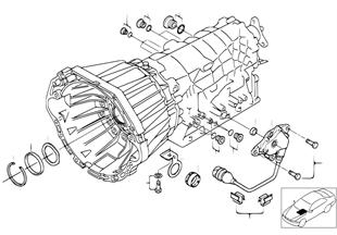 A5S440Z Anbauteile/Dichtungen
