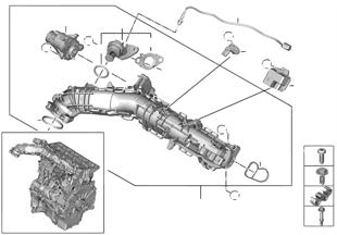 Emme sistemi AGR, Kapak kumandalı