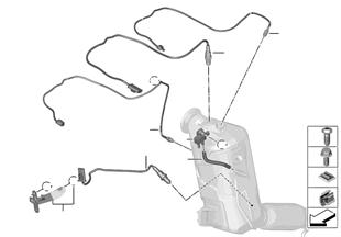 Sensores filt. part.diesel/pzas.montaje