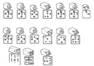 Various relays