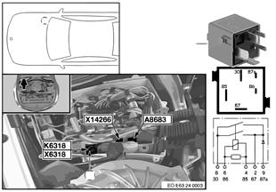 リレー ハイドロリック ポンプ SMG K6318