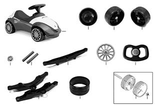 BMW Repl. parts — Baby Racer II Motorsp.
