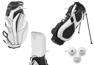 Golfsport-ถุงกอล์ฟ/ลูกกอล์ฟ 2013/14