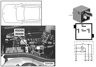 Relay DME K6300