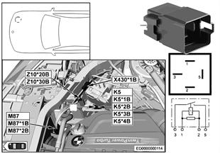 รีเลย์, พัดลมไฟฟ้า, มอเตอร์ 400/600W K5