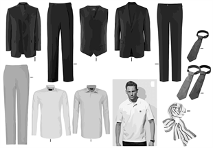 BMW Business Apparel 2014 — Men