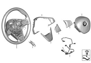 Volante deportivo con Airbag