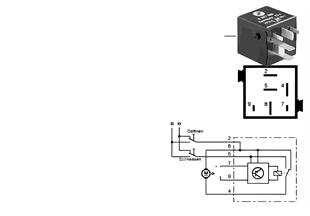 Relé techo corredizo/deflector