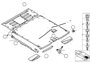 Plancher chargement extensible