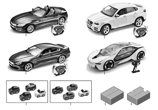 BMW Kids — Miniatures & Fun Cars 14/16