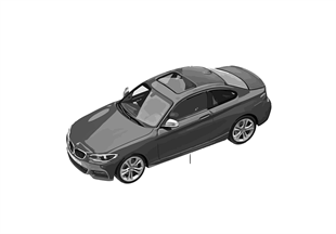 BMW Miniaturen — BMW 2er Serie 14/16