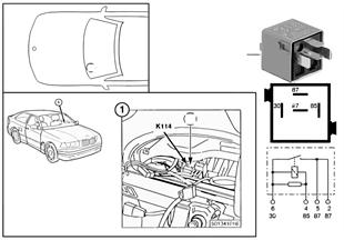繼電器 舒適型 K114
