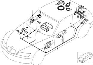 개별 부품,하이파이 시스템