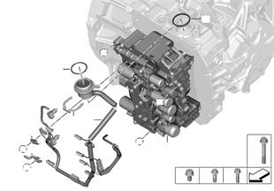 GA6F21AW Schaltgerät und Anbauteile