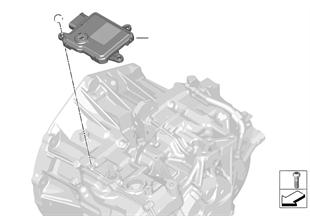 GA8F22AW elektronické řízení převodovky
