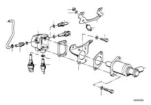 Sistema de refrigeracion-tubo flex agua