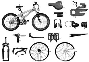 BMW Ersatzteile — Cruise Bike Junior