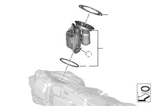 연료공급펌프/수준센서