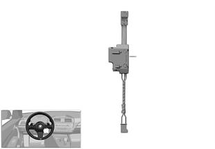 Steuergerät Lenkradelektronik M-Sport