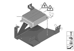 Módulo carregamento de baterias/BCU150