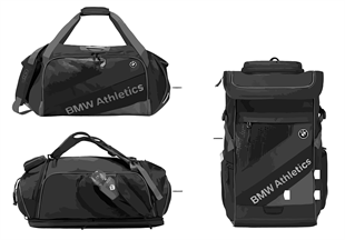BMW Athletics — Bags