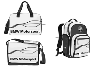 BMW Motorsport — Çanta 2015/17