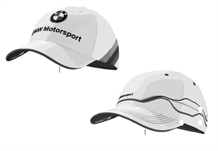 BMW Motorsport — gorras 2015/17