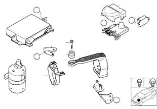 ユニット/DSCセンサー/プリチャージポンプ