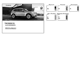 Kurzanleitung F25, F26 mit iDrive