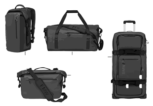 BMW Coll. — functional luggage 15/17