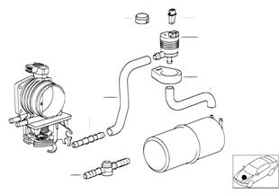 Zawór odpow. zbiornika paliwa
