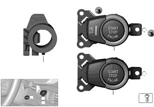 Interruptor start/stop y bobina arr. em