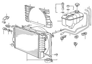 水箱/副水箱/框架