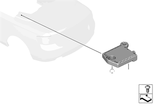 Elementi antenna GPS/TV