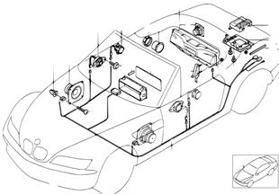 Composants systeme hifi