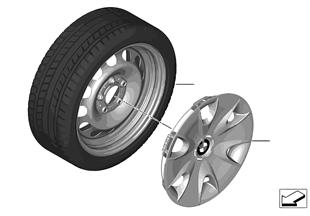 整套冬用輪胎 鋼