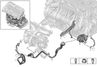 Chladicí systém-turbodmychadlo