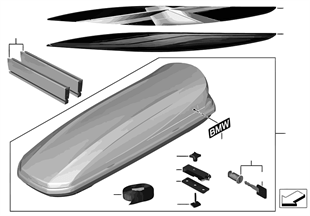 Dachbox 460