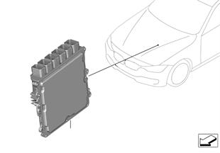 Mecanismo de mando básico DME