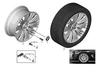 "BMW LM Rad W-Speiche 440 — 19"""