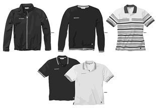 Golfsport Men's Apparel 2013/14